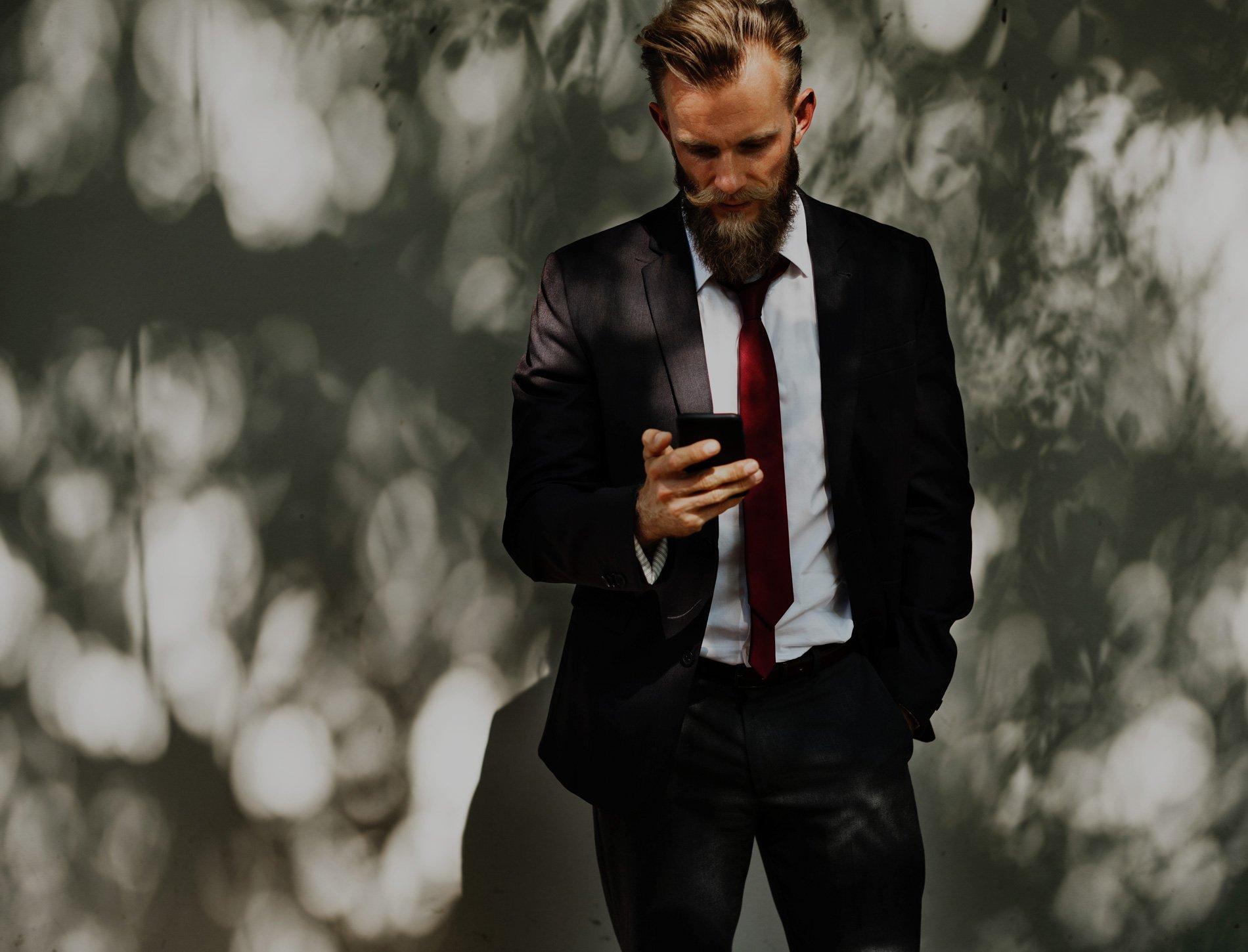 Vêtement pour homme et service personnalisé